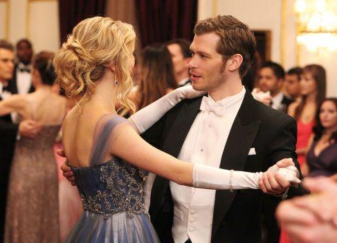 Vampire Diaries - Damon, Elena, Caroline, Klaus, and Tyler