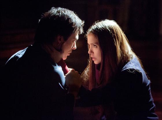 Delena the vampire spoiler for Domon remembrance